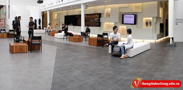 Hội thảo học bổng du học ngành thiết kế tại trường Raffles Singapore - Ảnh 1.