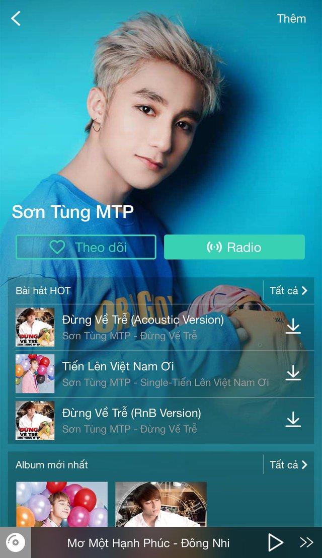 MOOV – Ứng dụng nghe và tải nhạc có bản quyền mới vừa cập bến Việt Nam - Ảnh 3.
