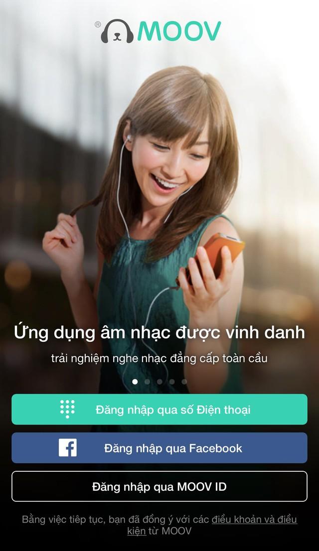 MOOV – Ứng dụng nghe và tải nhạc có bản quyền mới vừa cập bến Việt Nam - Ảnh 4.