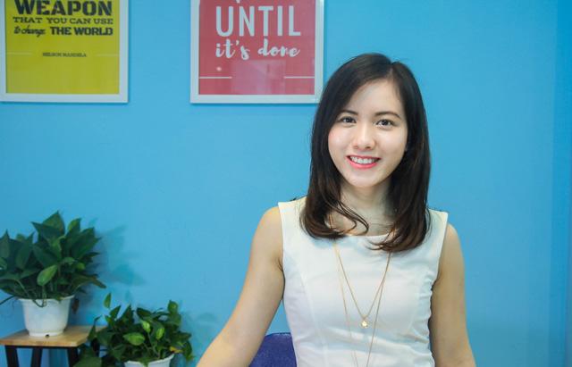 Cô gái với ước mơ dạy tiếng Anh miễn phí cho 1 triệu người Việt - Ảnh 2.