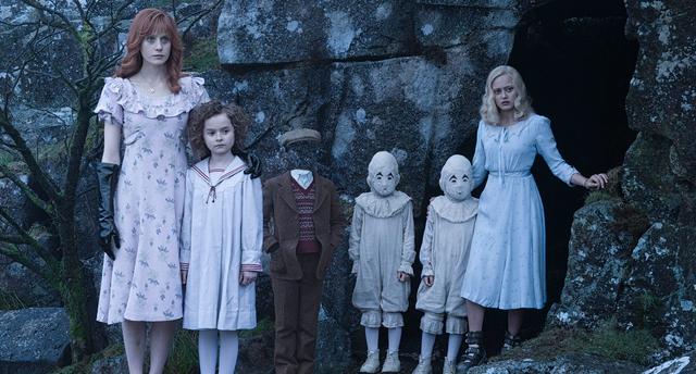 """Cẩm nang cần biết để xem phim """"Mái ấm lạ kỳ của cô Peregrine"""" - Ảnh 5."""