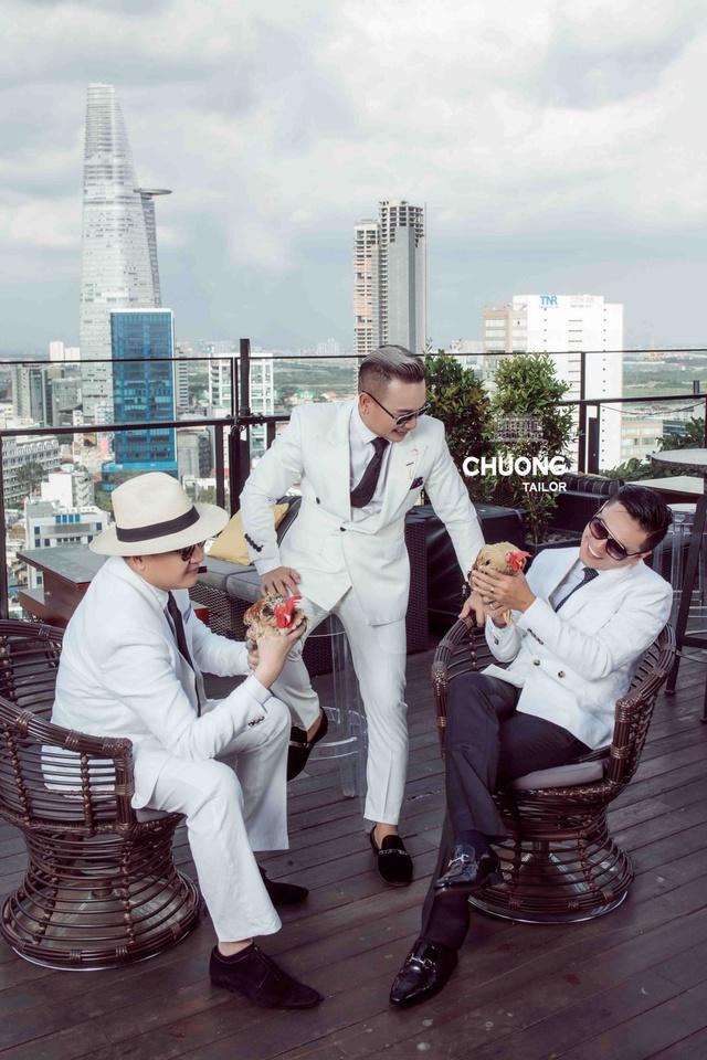 Nhà may Chương ra mắt BST Thu Đông dành cho quý ông sành điệu - Ảnh 8.