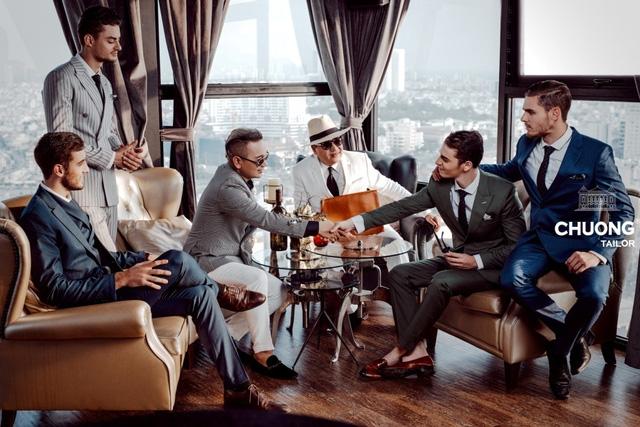 Nhà may Chương ra mắt BST Thu Đông dành cho quý ông sành điệu - Ảnh 10.