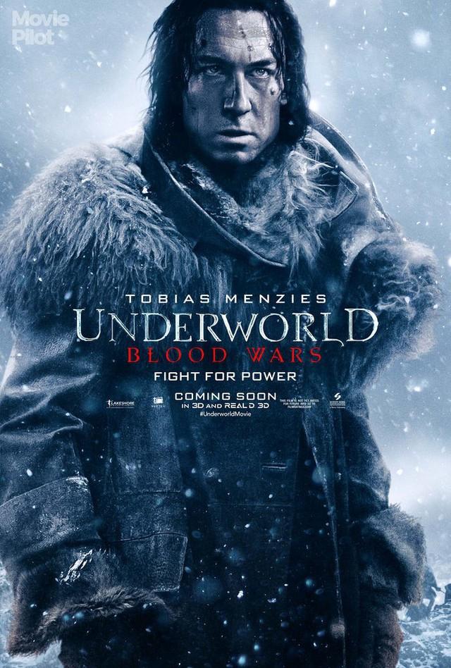 Underworld 5 tung trailer hé lộ cuộc giao tranh đẫm máu của tộc sói và ma cà rồng - Ảnh 4.