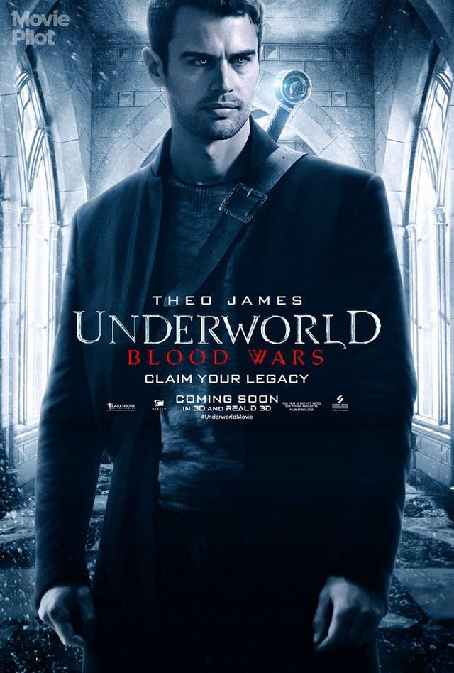Underworld 5 tung trailer hé lộ cuộc giao tranh đẫm máu của tộc sói và ma cà rồng - Ảnh 5.