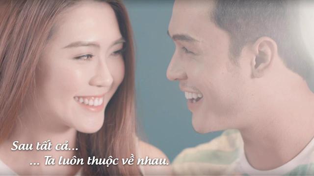"""Mê mẩn MV """"Sau tất cả"""" version song ca siêu lãng mạn - Ảnh 2."""