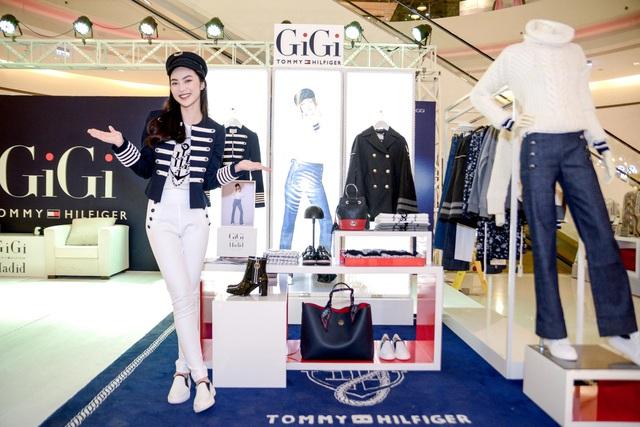 Helly Tống, Đông Nhi bắt kịp xu hướng mới nhất với thiết kế của TommyxGigi - Ảnh 1.