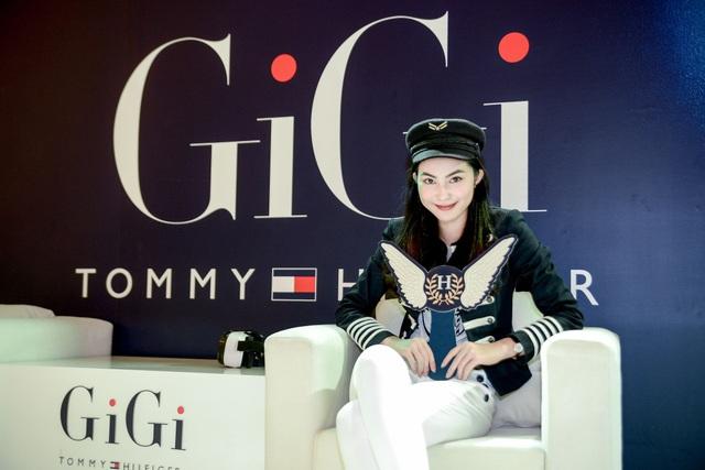 Helly Tống, Đông Nhi bắt kịp xu hướng mới nhất với thiết kế của TommyxGigi - Ảnh 5.