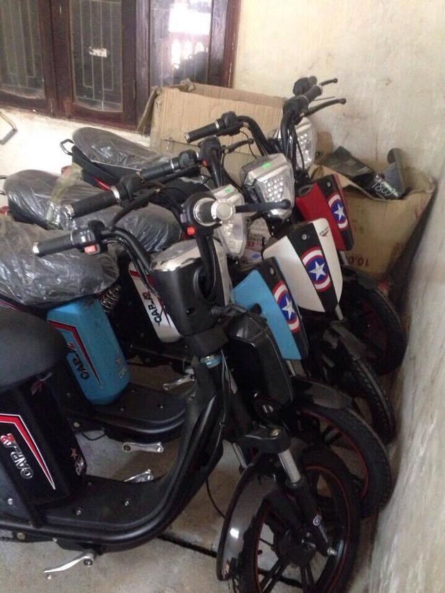 Lý giải nguyên nhân xe điện HKbike Cap-A bị hàng loạt đơn vị ăn theo - Ảnh 4.