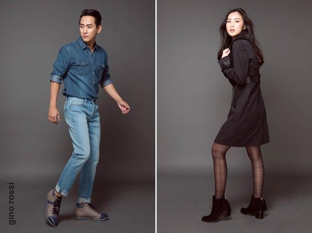 """Hứa Vĩ Văn và Helly Tống diện giày đôi, """"hẹn hò"""" với mùa thu Hà Nội - Ảnh 4."""