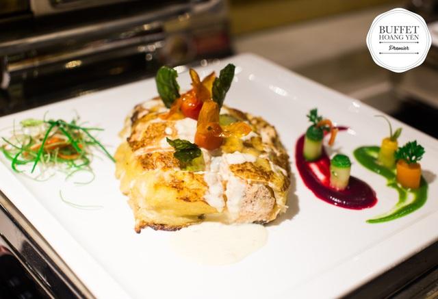 """""""Sốt xình xịch"""" với lễ hội ẩm thực Địa Trung Hải đang được giới sành ăn Sài Gòn săn đón - Ảnh 2."""