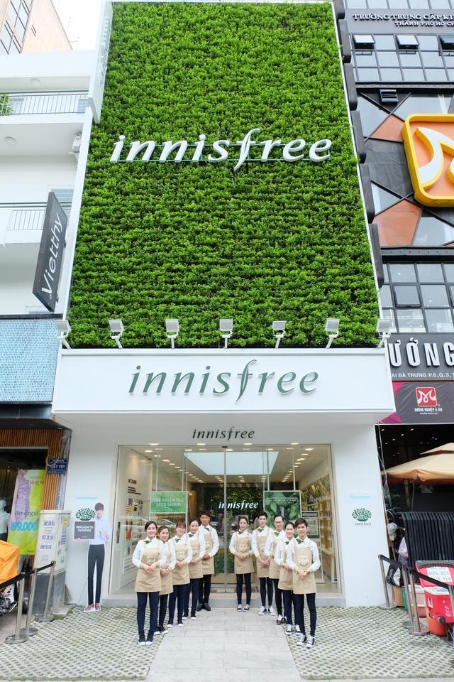innisfree – Mỹ phẩm thiên nhiên danh tiếng Hàn Quốc chính thức ra mắt tại Việt Nam - Ảnh 1.
