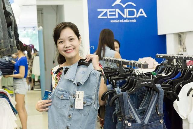 Đừng bỏ lỡ cơ hội đổi jeans cũ lấy jeans mới ở Hà Nội - Ảnh 1.