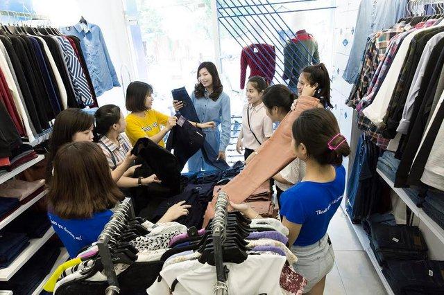 Đừng bỏ lỡ cơ hội đổi jeans cũ lấy jeans mới ở Hà Nội - Ảnh 4.