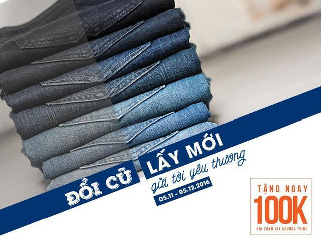 Đừng bỏ lỡ cơ hội đổi jeans cũ lấy jeans mới ở Hà Nội - Ảnh 8.