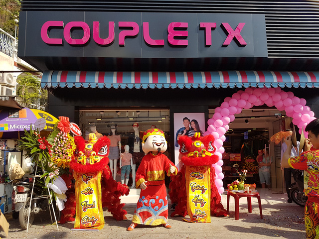 Couple TX – Thương hiệu thời trang đôi đầu tiên tại Việt Nam - Ảnh 2.
