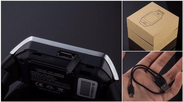 Trải nghiệm nhanh đồng hồ thông minh DZ09, mua ngay với giá siêu rẻ 199K - Ảnh 3.