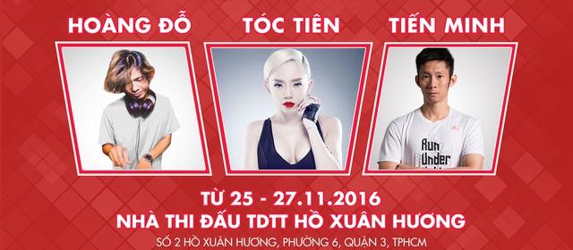 """Nguyễn Tiến Minh: """"Kẻ thách thức"""" đầy tiềm năng tại Ngày hội cầu lông 2016 - Ảnh 3."""