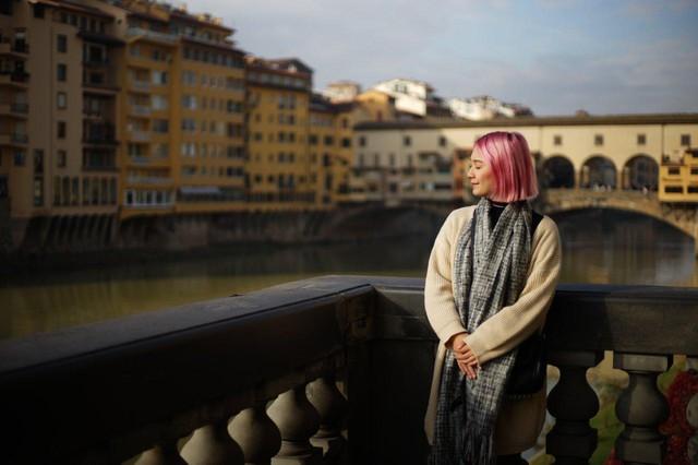 Ngẫu hứng du hành cùng nàng fashionista 9x từ Hà Nội tới kinh đô thời trang Ý - Ảnh 5.