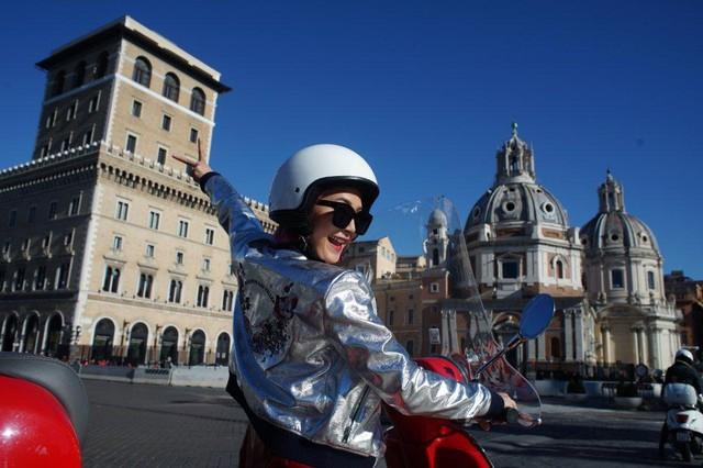 Ngẫu hứng du hành cùng nàng fashionista 9x từ Hà Nội tới kinh đô thời trang Ý - Ảnh 8.