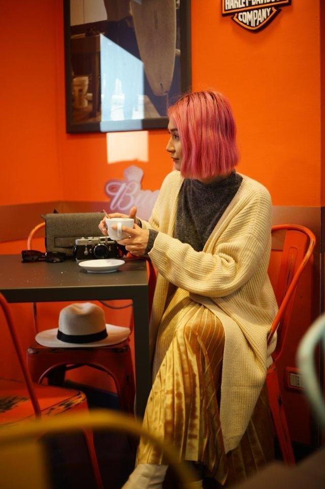 Ngẫu hứng du hành cùng nàng fashionista 9x từ Hà Nội tới kinh đô thời trang Ý - Ảnh 9.