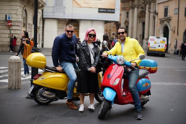 Ngẫu hứng du hành cùng nàng fashionista 9x từ Hà Nội tới kinh đô thời trang Ý - Ảnh 11.