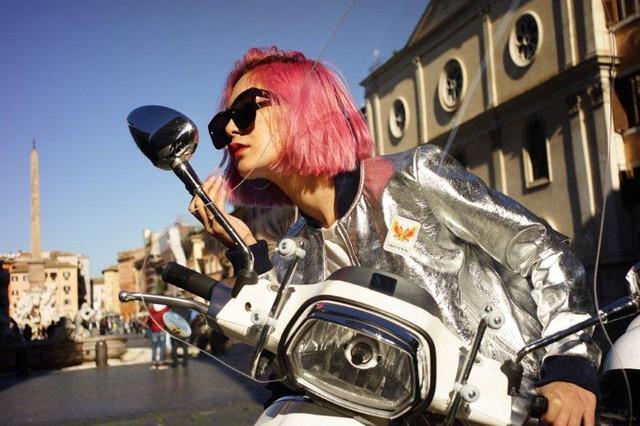 Ngẫu hứng du hành cùng nàng fashionista 9x từ Hà Nội tới kinh đô thời trang Ý - Ảnh 13.
