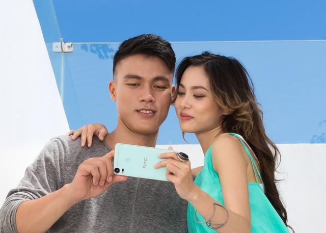 HTC Desire 10 Pro phiên bản 4GB có gì hot? - Ảnh 5.