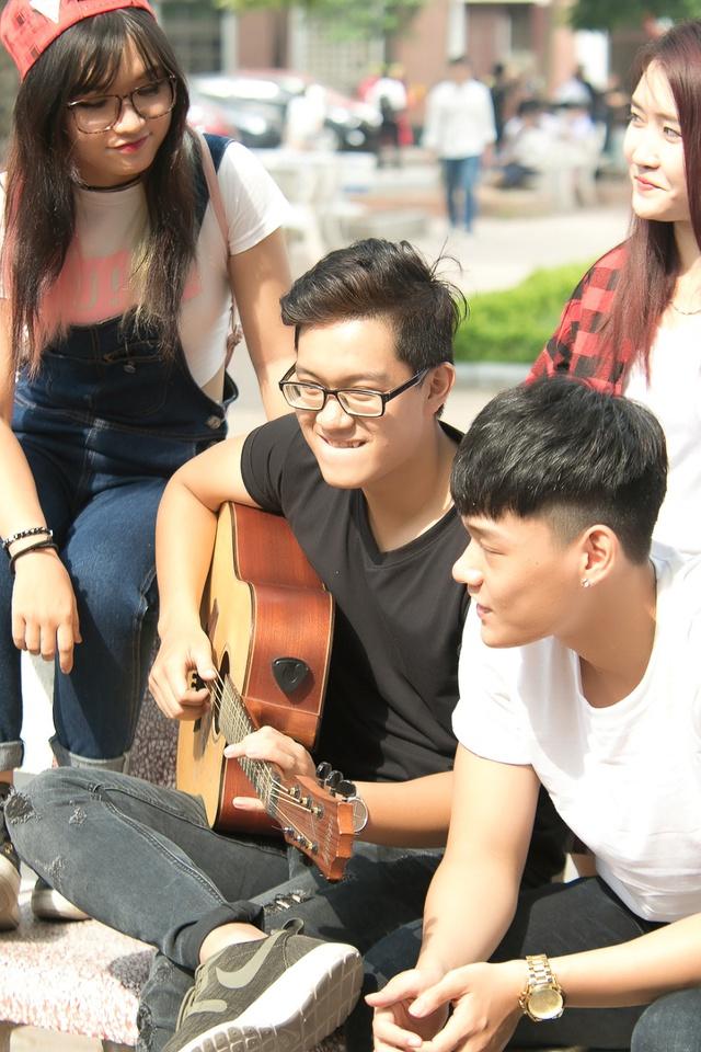 Giới trẻ cháy hết mình với sân chơi âm nhạc mới dành cho sinh viên - Ảnh 2.