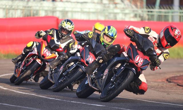 Honda Việt Nam lần đầu tiên mang giải đua xe đến với khán giả Đồng Tháp - Ảnh 1.