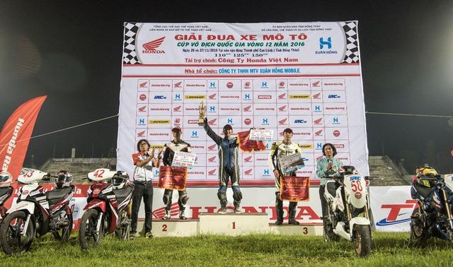 Honda Việt Nam lần đầu tiên mang giải đua xe đến với khán giả Đồng Tháp - Ảnh 5.