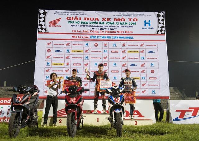 Honda Việt Nam lần đầu tiên mang giải đua xe đến với khán giả Đồng Tháp - Ảnh 6.