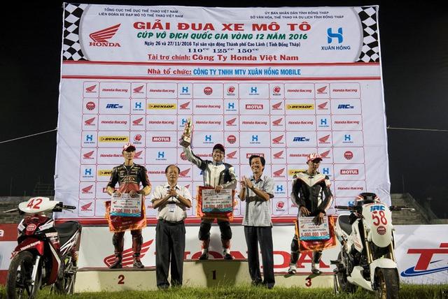 Honda Việt Nam lần đầu tiên mang giải đua xe đến với khán giả Đồng Tháp - Ảnh 7.