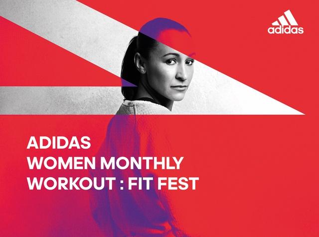 5 lý do không thể bỏ qua sự kiện ADIDAS Women Monthly Workout: Fit Fest - Ảnh 3.