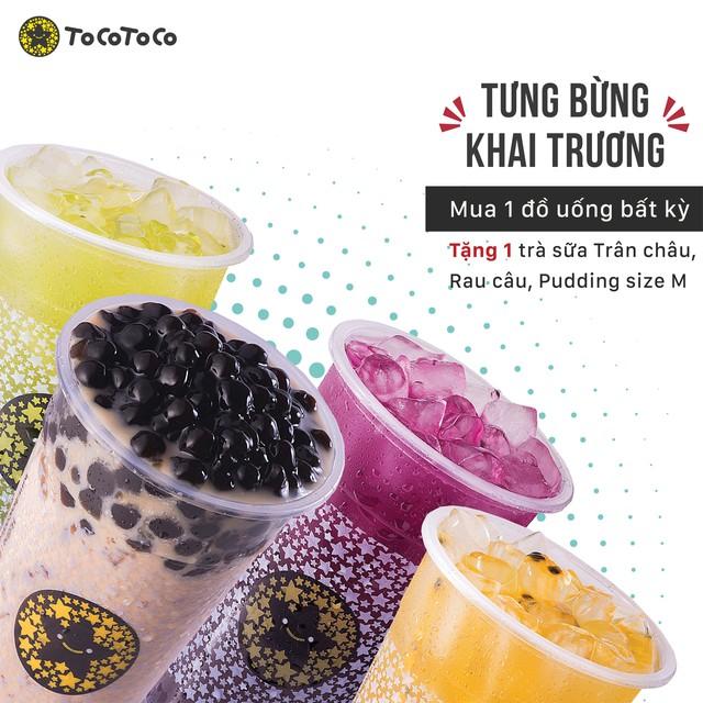 Trà sữa TocoToco: Thách thức mọi vị giác - Ảnh 1.