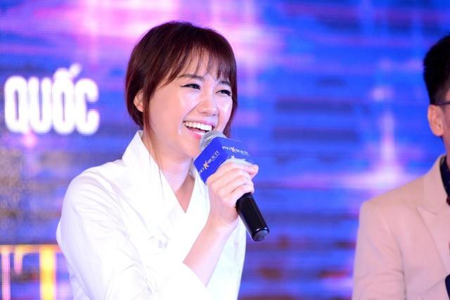 Hari Won rạng ngờidựkhai trương Hệ thống đào tạo thẩm mỹ Hàn Quốc Poly K-Beauty - Ảnh 3.