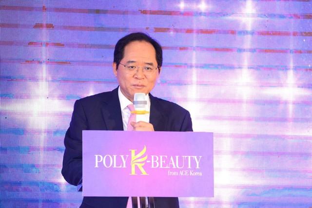 Hari Won rạng ngờidựkhai trương Hệ thống đào tạo thẩm mỹ Hàn Quốc Poly K-Beauty - Ảnh 5.