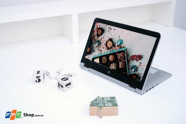 Những lý do bạn nên sở hữu ngay laptop HP Pavilion x360 tại FPT Shop - Ảnh 1.