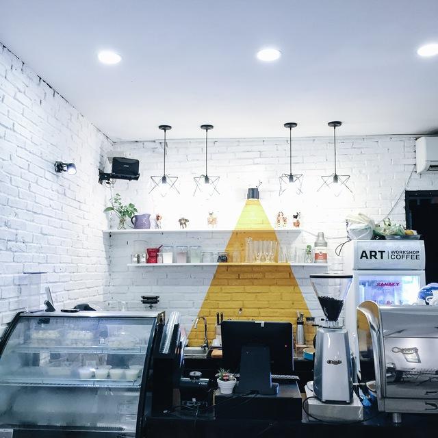 """Truy tìm quán cà phê """"sống ảo"""" cực chất tại Sài Gòn - Ảnh 8."""