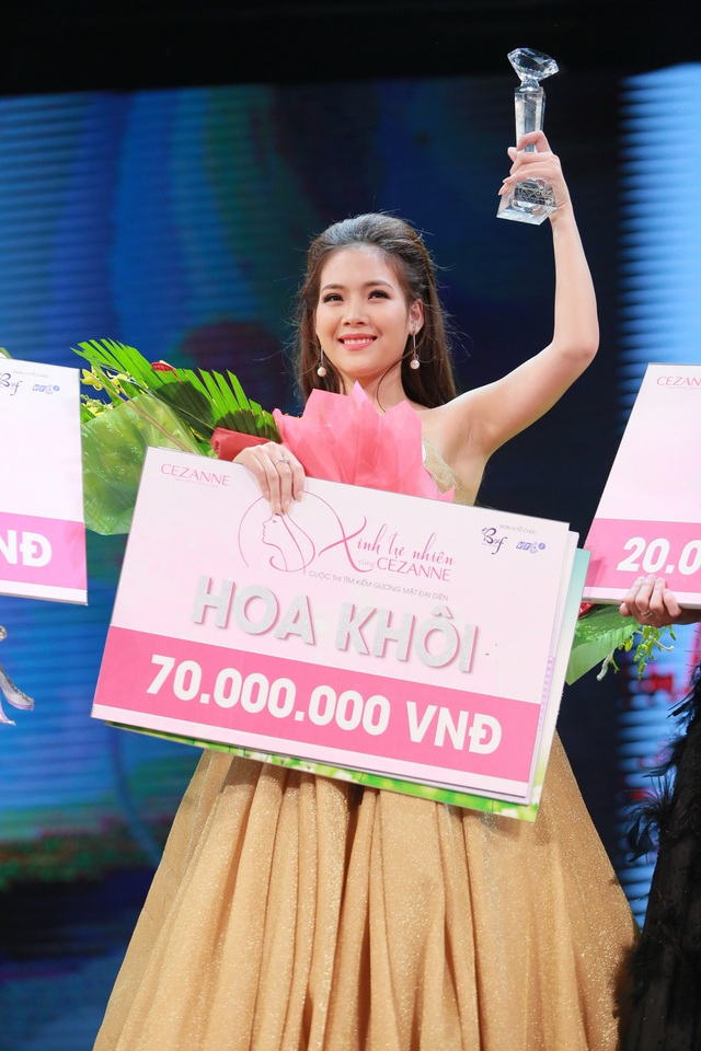 Miss Cezanne Việt Nam: Những tiếng vang lớn sau lần đầu tổ chức - Ảnh 2.