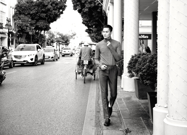 Huy Dương – Câu chuyện về nghề người mẫu và ước mơ tuổi trẻ - Ảnh 4.