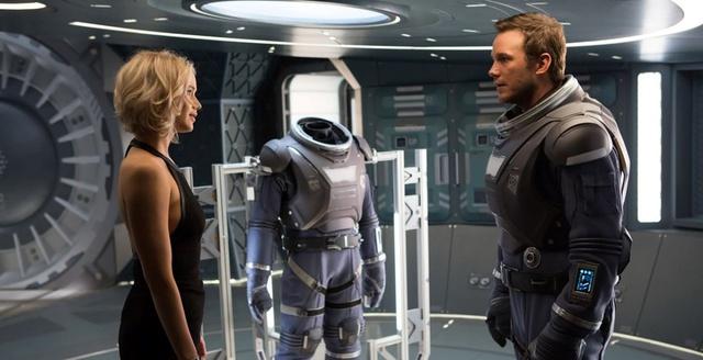 Passengers: Hơn cả ngôn tình vũ trụ - Ảnh 2.