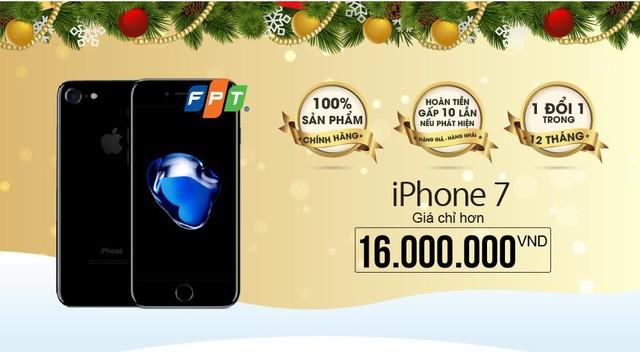 Bật mí địa chỉ mua iPhone 7 chính hãng giá rẻ - Ảnh 2.