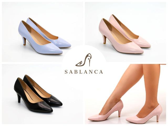 Chào xuân cùng bộ sưu tập mới từ Sablanca - Ảnh 3.