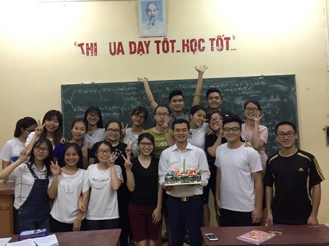 Thầy giáo Phạm Hữu Cường - Tâm huyết và nghị lực của một người con quê nghèo vùng chiêm trũng - Ảnh 5.