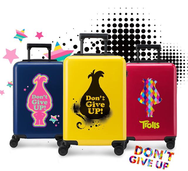 Những mẫu vali trẻ trung, ngọt ngào, chất lượng cho mùa lễ hội - Ảnh 6.