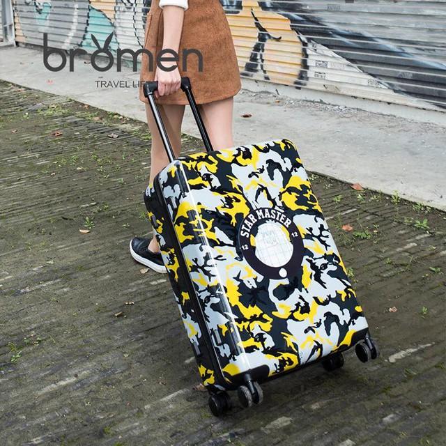 Những mẫu vali trẻ trung, ngọt ngào, chất lượng cho mùa lễ hội - Ảnh 8.