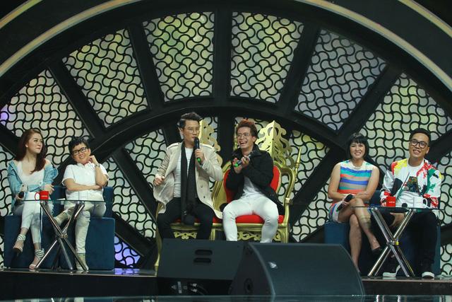 Nhạc Hội Song Ca xuất hiện thí sinh có gương mặt như Ngô Kiến Huy, giọng hát như Tuấn Hưng - Ảnh 1.
