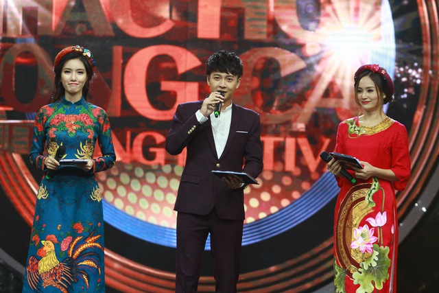Nhạc Hội Song Ca xuất hiện thí sinh có gương mặt như Ngô Kiến Huy, giọng hát như Tuấn Hưng - Ảnh 2.