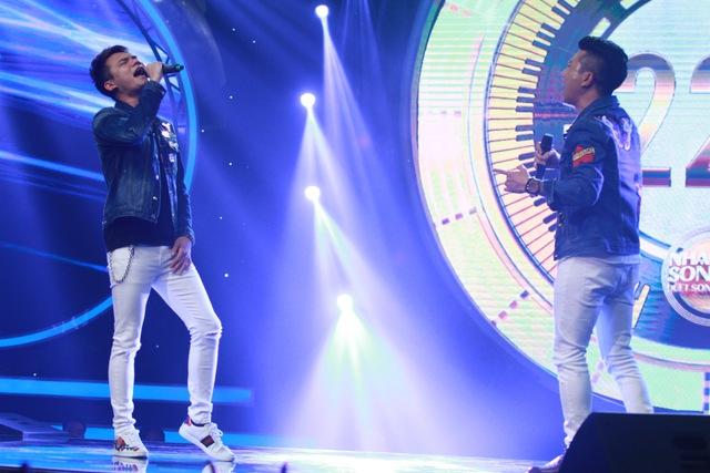 Nhạc Hội Song Ca xuất hiện thí sinh có gương mặt như Ngô Kiến Huy, giọng hát như Tuấn Hưng - Ảnh 3.